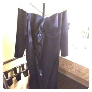 Adrianna Papell Gown Size 14W
